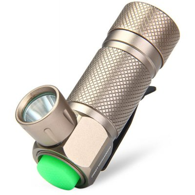 TrustFire Z1 300LM CREE R2 3 Modes Water Resistant Memory LED Torch ( 1 x Cr123A Battery )
