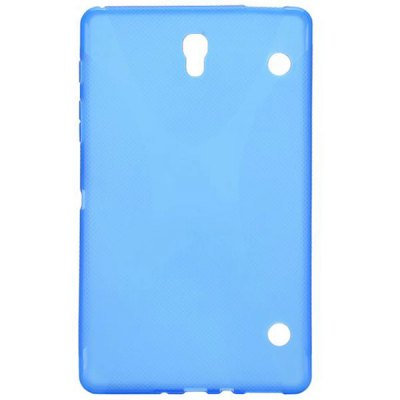 Фотография Simple Style X Shape Design Gel TPU Tablet PC Case for Samsung Galaxy Tab S 8.4 T700 / T705