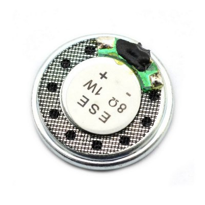 Гаджет   Jtron High Performance 20mm Small Round Speaker ( 1W 8Ohm ) for DIY Other Accessories