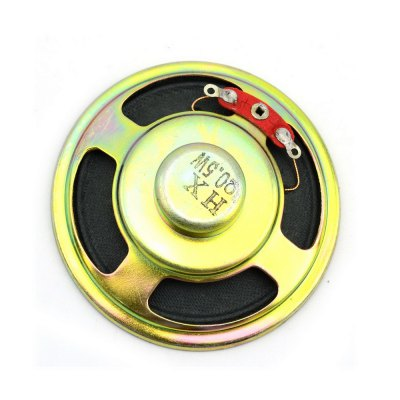 Jtron Full Function 57mm Outside Magnetic Round Speaker ( 8Ohm 0.5W ) for DIY ProjectsOther Accessories<br>Jtron Full Function 57mm Outside Magnetic Round Speaker ( 8Ohm 0.5W ) for DIY Projects<br><br>Model: 03120376<br>Product Weight: 0.016 kg<br>Package Weight: 0.070 kg<br>Product Size(L x W x H): 5.7 x 5.7 x 1 cm / 2.24 x 2.24 x 0.39 inches<br>Package Size(L x W x H): 10 x 7 x 1.5 cm / 3.93 x 2.75 x 0.59 inches<br>Package Contents: 1 x Jtron DIY 57mm 8Ohm 0.5W Outside Magnetic Round Speaker
