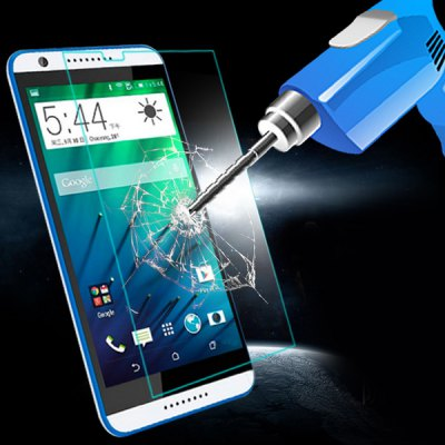 Mofi 0.3mm 9H Hardness Anti Blue - ray Tempered Glass Screen Protector 2.5D Arc for HTC 820 Mini от GearBest.com INT