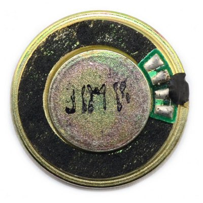 Jtron High Performance 8Ohm 1W 28mm Small Speaker for DIY