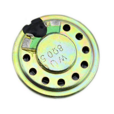 Jtron High Performance 8Ohm 0.5W 30mm Small Round Speaker for DIY