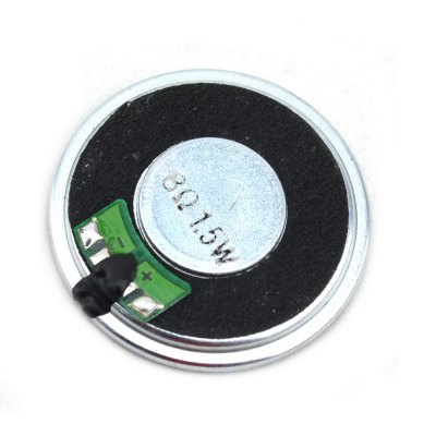 Гаджет   Jtron High Performance 36mm 1.5W 8Ohm HiFi Small Speaker for DIY Other Accessories