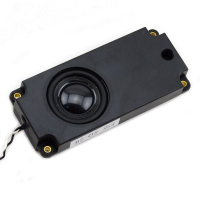 Jtron Practical 8Ohm 5W DIY Small LCD TV Speaker for Learners to DIYOther Accessories<br>Jtron Practical 8Ohm 5W DIY Small LCD TV Speaker for Learners to DIY<br><br>Product Weight: 0.105 kg<br>Package Weight: 0.160 kg<br>Product Size(L x W x H): 10 x 4.5 x 2 cm / 3.93 x 1.77 x 0.79 inches<br>Package Size(L x W x H): 12 x 8 x 2.5 cm / 4.72 x 3.14 x 0.98 inches<br>Package Contents: 2 x Speakers