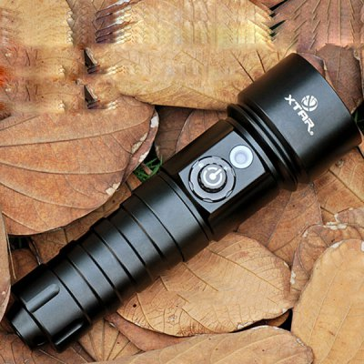 Xtar D26 Whale Cree XML U3 1000Lm 4 Modes Waterproof 18650 LED Flashlight