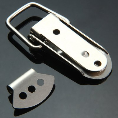 ФОТО JS - D103 Polish Spring Stainless Steel Material Hasp Lock Toggle Latch