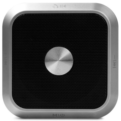 B100 Blutooth 4.0 Stereo Speaker With Mic Volume Control Handsfree FM