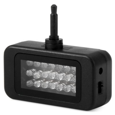 Compact High Luminance Mobile Phone 3.5 mm Interface LED LightStands &amp; Holders<br>Compact High Luminance Mobile Phone 3.5 mm Interface LED Light<br><br>Compatibility: Samsung, iPad, Motorola, LG, Nokia, HTC, Blackberry, Sony Ericsson, iPhone<br>Color   : Black, White<br>Material: Plastic<br>Apply: 3.5 mm<br>Product weight : 17 g<br>Package weight : 0.048 kg<br>Product size (L x W x H) : 4.9 x 4.5 x 1.7 cm / 1.9 x 1.8 x 0.7 inches<br>Package size (L x W x H) : 9.4 x 4.5 x 2 cm<br>Package Contents: 1 x LED Light