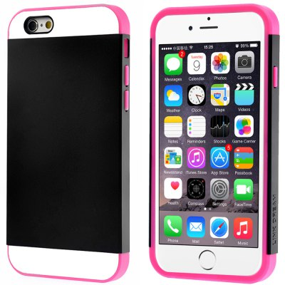 Link Dream PC and TPU Material Back Case for iPhone 6 - 4.7 inches