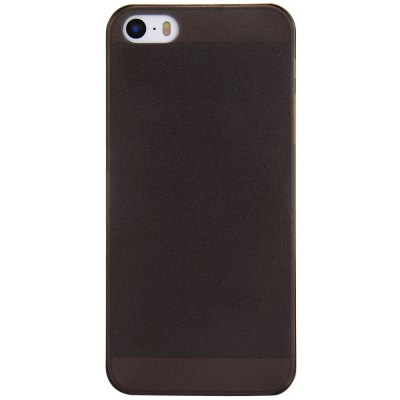 ФОТО Protective Back Cover Case with Frosted Design Solid Color  for iPhone 5 / 5S