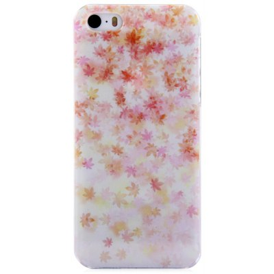 Maple Design Back Cover Case for iPhone SE / 5 / 5S