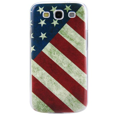 ФОТО Phone Protective Back Cover Case with American National Flag Style for Samsung Galaxy S3 i9300