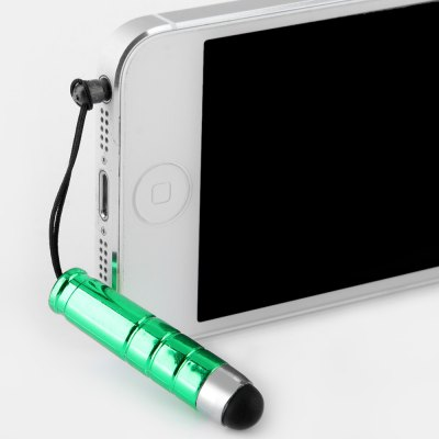 Stylus Pen with 3.5mm Dust Plug