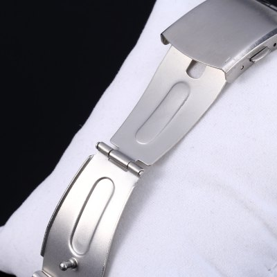 TM031A Double Times Male Watch Cold Light Alarm Stopwatch Round Dial Alloy WatchbandMens Watches<br>TM031A Double Times Male Watch Cold Light Alarm Stopwatch Round Dial Alloy Watchband<br><br>Watches categories: Male table<br>Watch style: Business<br>Style elements: Stainless steel<br>Available color: Black<br>Movement type: Double-movtz<br>Shape of the dial: Round<br>Display type: Analog-Digital<br>The bottom of the table: Ordinary<br>Case material: Stainless steel<br>Band material: Steel<br>Clasp type: Folding clasp with safety<br>Band color: Silver<br>Special features: Date, Alarm clock, Stopwatch, Luminous, Day<br>Water Resistance: 30 meters<br>The dial thickness: 1.5 cm<br>The dial diameter: 4.2 cm<br>The band width: 1.9 cm<br>Product weight: 0.119 kg<br>Package weight: 0.19 kg<br>Product size (L x W x H): 10.5 x 4.7 x 2 cm / 4.13 x 1.85 x 0.79 inches<br>Package size (L x W x H): 12 x 5.5 x 3 cm / 4.72 x 2.16 x 1.18 inches<br>Package Contents: 1 x TM031A Classic Japan Movtz Double Times Men Watch Cold Light Alarm Stopwatch Round Dial Alloy Watchband
