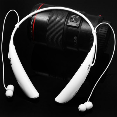 HBS - 750 Bluetooth V3.0 Multiple Connection Headset Wireless HeadphoneSports &amp; Fitness Headphones<br>HBS - 750 Bluetooth V3.0 Multiple Connection Headset Wireless Headphone<br><br>Model  : HBS-750<br>Color : White, Red, Gold, Black<br>Wearing type : Neckband<br>Feature: Wireless Headphone<br>Function : Bluetooth, Microphone, Answering phone<br>Connectivity : Wireless<br>Connecting interface : Micro USB<br>Application : Mobile Phone<br>Power supply: Built-in rechargeable battery<br>Working time: 15 hours<br>Standby time: 21 days<br>Bluetooth: Yes<br>Bluetooth version: V3.0<br>Bluetooth mode: Hands free, Headset<br>Product weight  : 0.035 kg<br>Package weight  : 0.190 kg<br>Product size (L x W x H) : 17 x 14 x 2 cm / 6.6 x 5.5 x 0.78 inches<br>Package size (L x W x H) : 21 x 18 x 4.5 cm<br>Package contents: 1 x Bluetooth Headset, 1 x USB Cable, 4 x Earplug, 1 x English User Manual, 1 x Mobile Phone Arm Bag