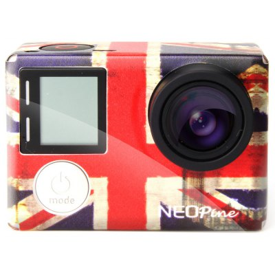 Personalized Anti-dust Waterproof Camera Stickers for Gopro 4 Silver Version Camera