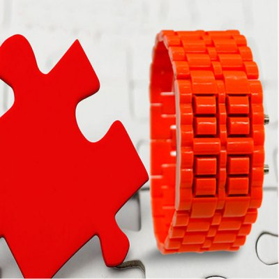 led-sports-bracelet-watch-with-candy-color-rubber-lava-band