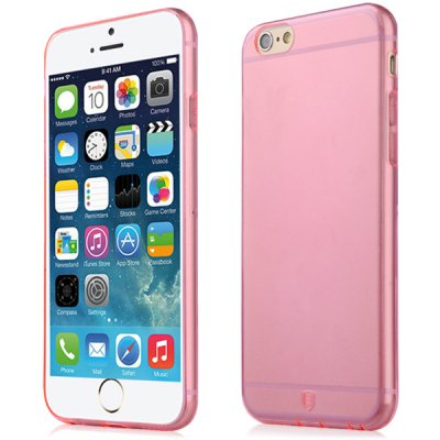 Baseus Transparent TPU Material Ultrathin Back Case for iPhone 6  -  4.7 inches