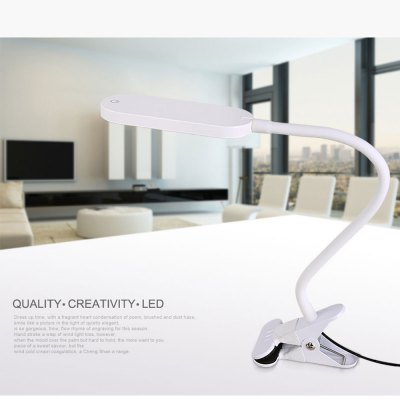 FX - 002 / 3 5W 2835 SMD USB LED Clip Lamp with Touch Control for Home Office