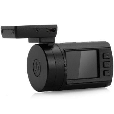 MINI 0806 X44 1.5 inch 1296P Ambarella A7LA50 GPS Car Camera CamcorderCar DVR<br>MINI 0806 X44 1.5 inch 1296P Ambarella A7LA50 GPS Car Camera Camcorder<br><br>Model: MINI 0806 X44<br>Type: Full HD Dashcam,HD Car DVR Recorder<br>Chipset Name: Ambarella<br>Chipset: Ambarella A7LA50<br>Max External Card Supported: Dual SD 128G (not inluded)<br>Class Rating Requirements: Class 4 or Above<br>Screen size: 1.5inch<br>Screen type: TFT<br>Battery Type: Built-in<br>Charge way: Car charger,USB charge by PC<br>Wide Angle: 135 degree wide angle lens<br>Decode Format: H.264<br>Video format: MP4<br>Video Resolution: 1080P (1920 x 1080)<br>Video Output : HDMI<br>Image Format : JPG<br>Audio System: Built-in microphone/speacker (AAC)<br>GPS: Yes<br>Product weight: 0.200 kg<br>Package weight: 0.390 kg<br>Product size (L x W x H): 7.00 x 4.00 x 4.00 cm / 2.76 x 1.57 x 1.57 inches<br>Package size (L x W x H): 18.00 x 15.00 x 6.00 cm / 7.09 x 5.91 x 2.36 inches<br>Package Contents: 1 x Camcorder, 1 x Chineses / English User Manual, 1 x Mounting Bracket, 1 x Car Charger, 1 x USB Cable, 1 x CPL Filter