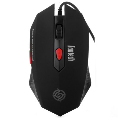 Fantech G8 Wired Gaming Mouse 6 - Keys Switch DPI USB Powered Breathing Light for Home Office