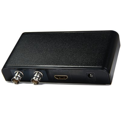 LKV389 Practical 1080P HDMI to SDI Audio Video Adapter for Broadcast / Post Production etc. ( AC 100  -  240V )