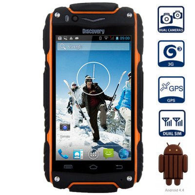 Discovery V8 4.0 inch Android 4.4 3G Smartphone