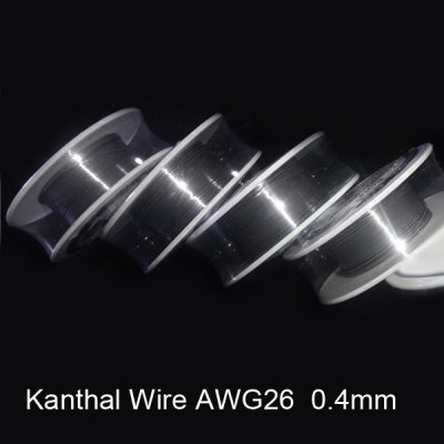 0.4mm Diameter Kanthal Resistance Wire Roll