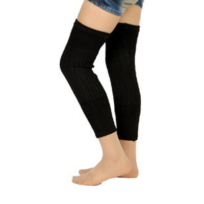 Universal Mink Cashimere Thicken Long Knee Supporter Knee Pad