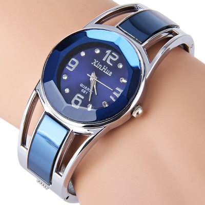 Xinhua 681 Bracelet Pattern Female Quartz Watch
