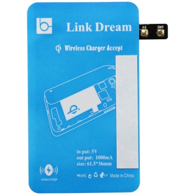 Link Dream Fashionable Qi Wireless Charging Receiver Module