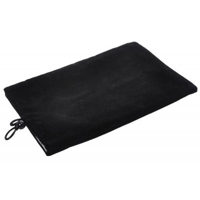 Stylish Flannel 10 inch Tablet PC Cover Bag Full Body Protection with Pearl Button