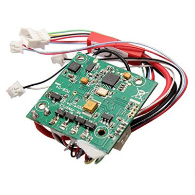Spare Receiver Board Fitting for Nine Eagles MASF12 Galaxy Visitor 3 RC Quadcopter