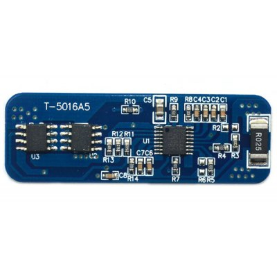 Full Function 4 String Iron Phosphate Lithium Battery Protection Board