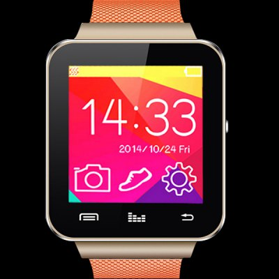 T501 Touch Screen Bluetooth 4.0 Smart Watch with Phone Call Dialing