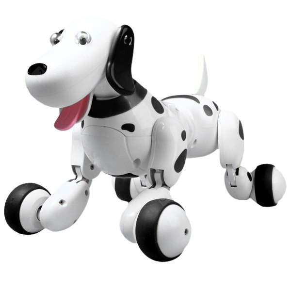 HappyCow 777 - 338 Multipurpose Realistic 2.4G Radio Remote Control Smart Dog