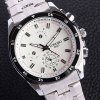 best Longbo 8693 Round Quartz Water Resistant Watch for Male