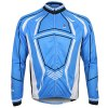 best Arsuxeo C03 Men Cycling Suit Jersey Jacket Pants Kit Long Sleeve Bike Bicycle Outdoor Running Clothes