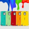 best iFace mall Curve Design PC and TPU Material Back Case for Samsung Galaxy Note 4 N9100
