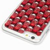 TPU Material Big Grid Diamante Back Cover Case for iPhone 6 Plus  -  5.5 inches photo