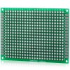 High Performance 5 x 7cm Double Sided Glass Fiber Prototyping PCB Breadboard for DIY Project  -  5PCS deal