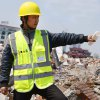 cheap SFvest Traffic Guidance Reflective Vest Waistcoat Warning Safety Dustman Guard Necessary