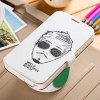 best Fabitoo Phone Cover PU Case with Stand Function for Samsung Note 2 N7100