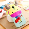 cheap Fabitoo 3D Cartoon Cow Phone Case Silicone Cover for Samsung S4 i9500