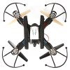 JJRC H9D 2.4G 4CH 6 Axis Gyro RC Quacopter with 0.3MP Camera FPV Real Time Transmission for sale