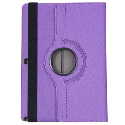 Фотография 360 Degree Rotatable Stand Card Slot Hard PC + Leather Case