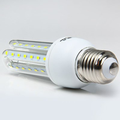 Гаджет   3U E27 12W SMD 2835 42 LED Light Energy Saving U Shaped Indoor Lamp ( 1180LM 5500  -  6000K ) LED Light Bulbs