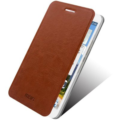 Mofi Stand Design PC and PU Material Cover Case for Huawei Honor 3X