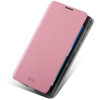 Гаджет   Mofi Stand Design PC and PU Material Cover Case for Huawei C8816 Other Cases/Covers